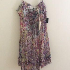Buffalo colorful mini dress